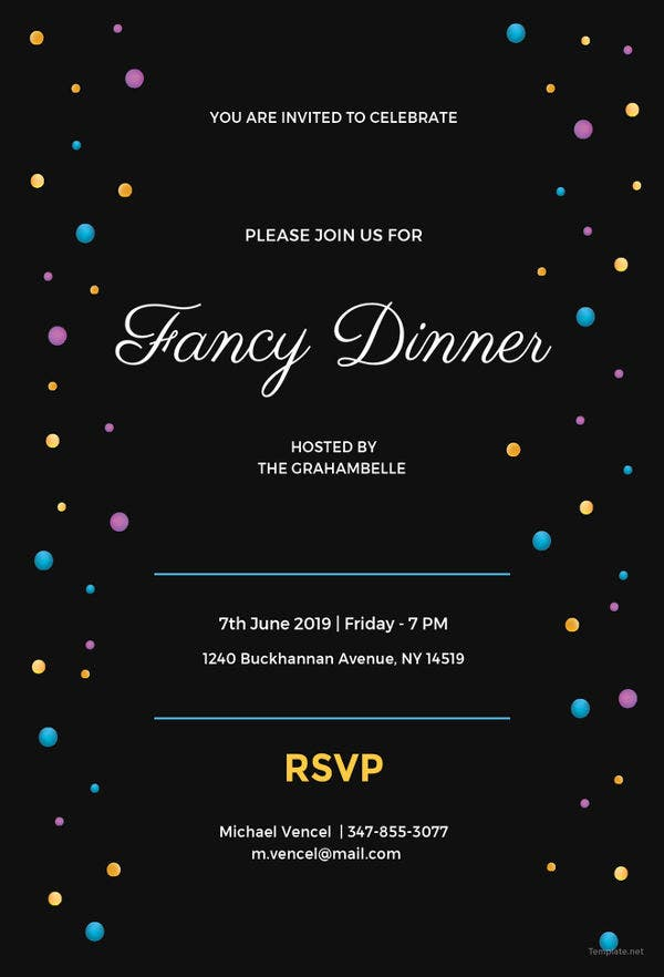 fancy-dinner-invitation-template