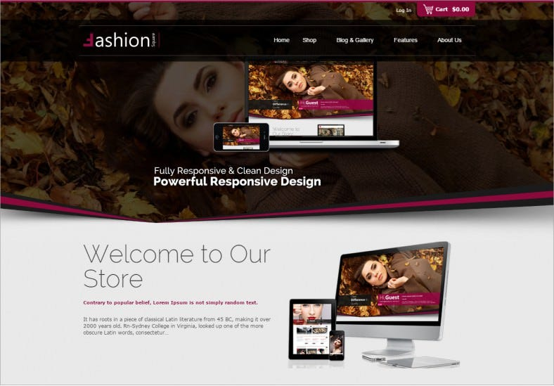 fashion make up artist responsive wordpress theme 58 788x549