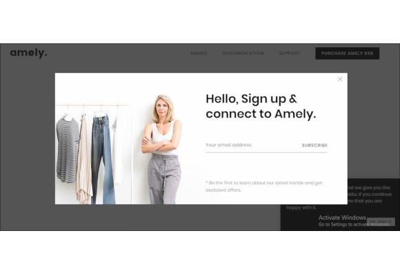 fashion shop responsive wordpress theme1