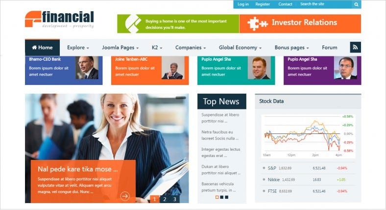 financial advisor responsive joomla theme 48 788x428