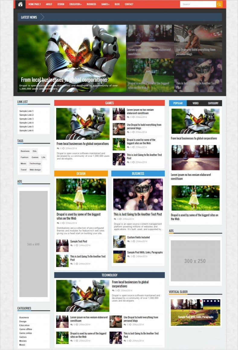 flat mag responsive magazine news drupal theme 48 788x1161
