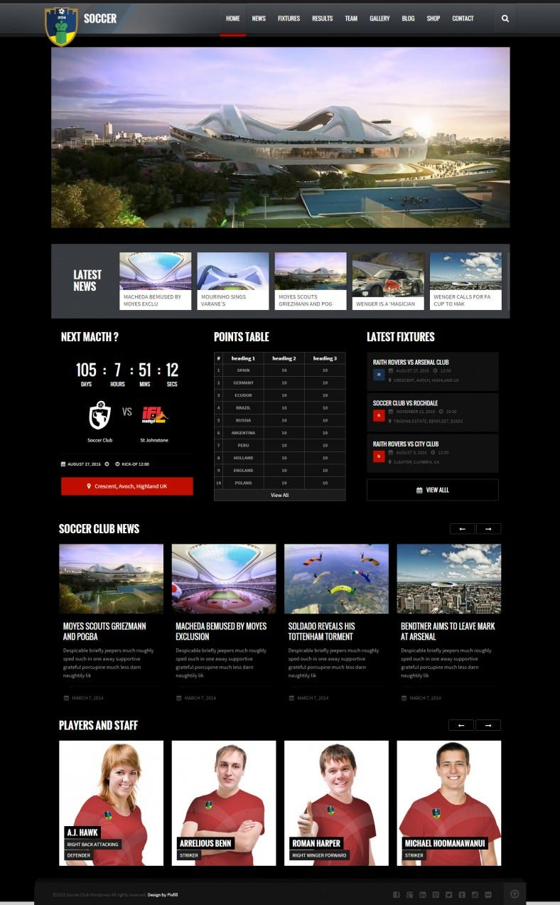 foot ball club sports responsive wordpress theme 58 788x1273