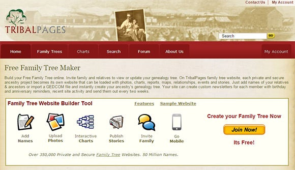 free family tree maker online