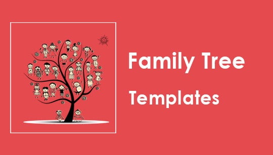 free family tree template featured image