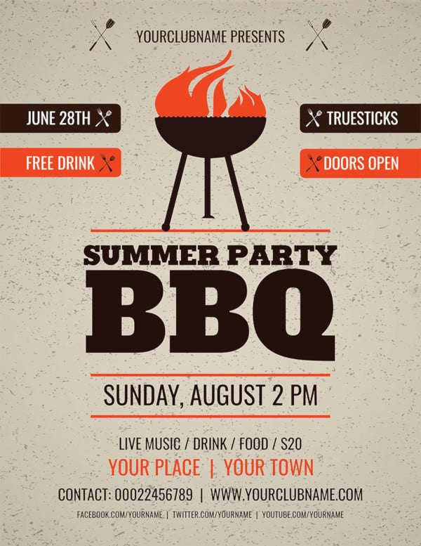 free-summer-party-bbq-flyer-template