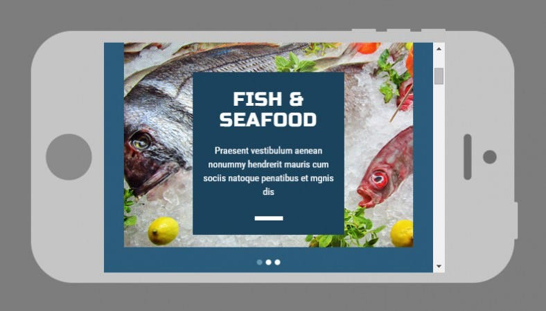 frozen seafood website template 788x450