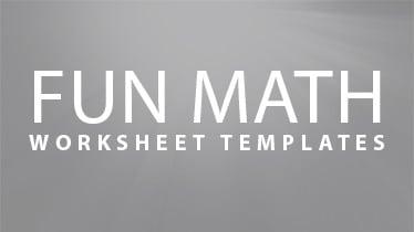 funmathworksheets