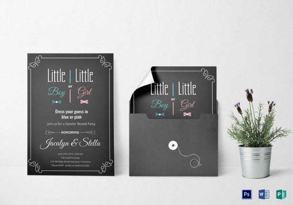 gender-reveal-party-invitation-card-template