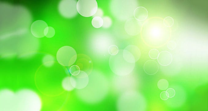 green spot psd background