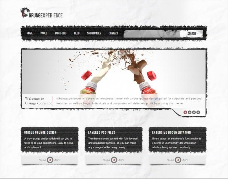 grungexperience responsive wordpress theme 43 788x620