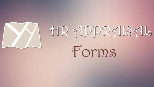 hrappraisalforms1