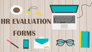 hr evaluation forms