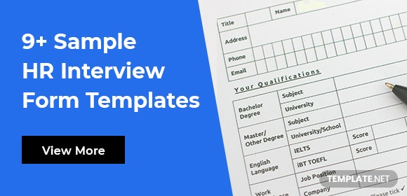 hrinterviewform