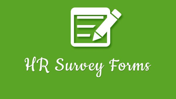 hrsurveyforms