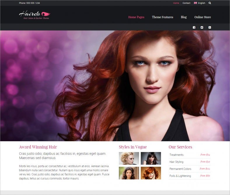 hairdo make up artist responsive wordpress theme 58 788x668