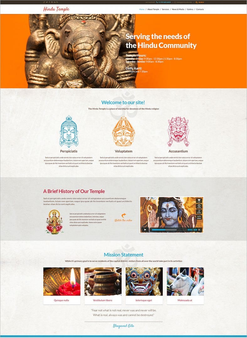 hinduism 100 percent responsive wordpress theme 75 788x1080