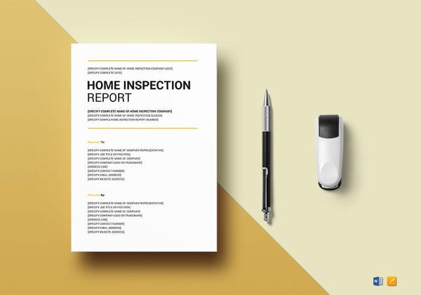 home-inspection-report-template