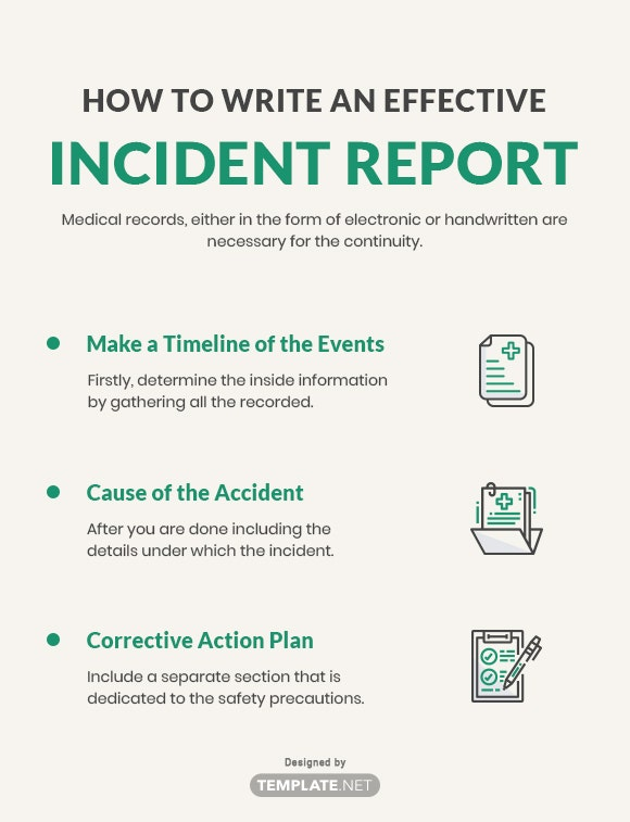 How to Write an Effective Incident Report