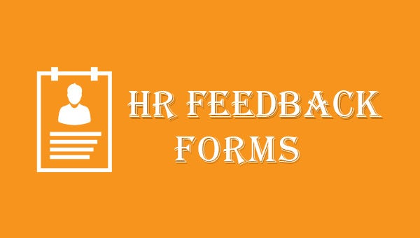 hr feedback forms
