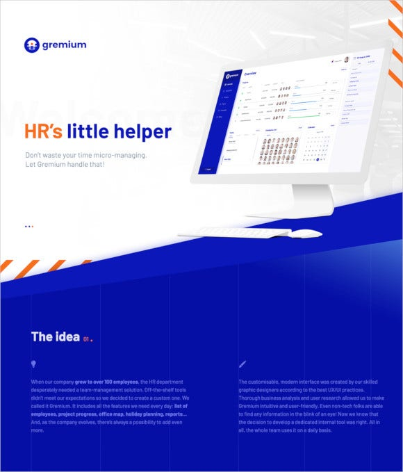 hr management tool