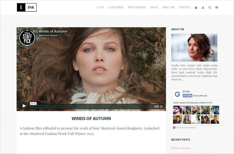 Ink-Personal-WordPress-Blog-Theme