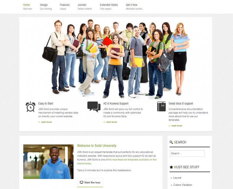 jsn student joomla education template 48 788x640