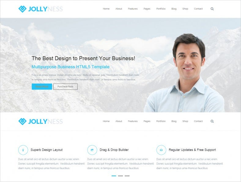 jollyness drag and drop drupal template 58 788x594