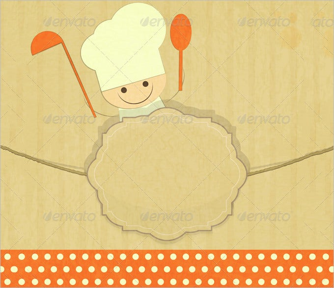 kids menu with smiling chef1