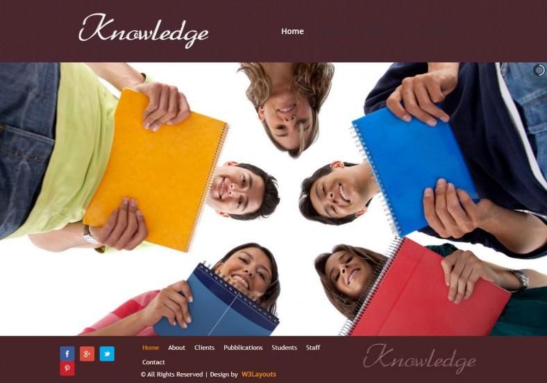 41+ College Website Themes & Templates   Free & Premium Templates