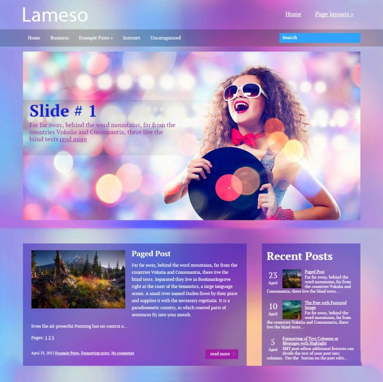 lameso pink responsive wordpress theme 39 788x787