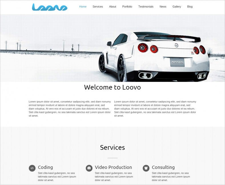 loovo one page wordpress theme 59 788x647