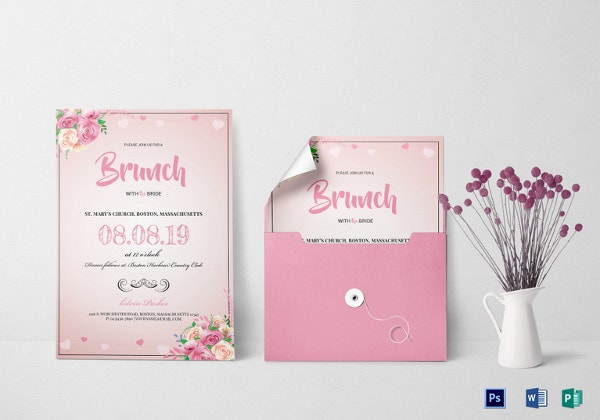 lovely-bridal-lunch-invitation-template