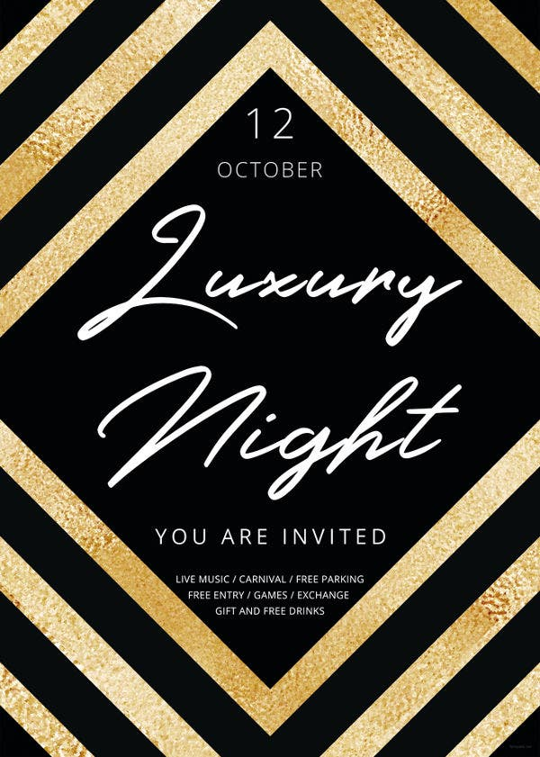 luxury-flyer-template