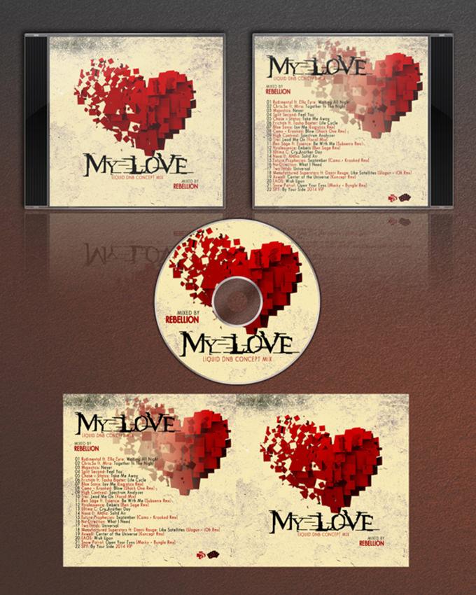 my love liquid dnb concept mix