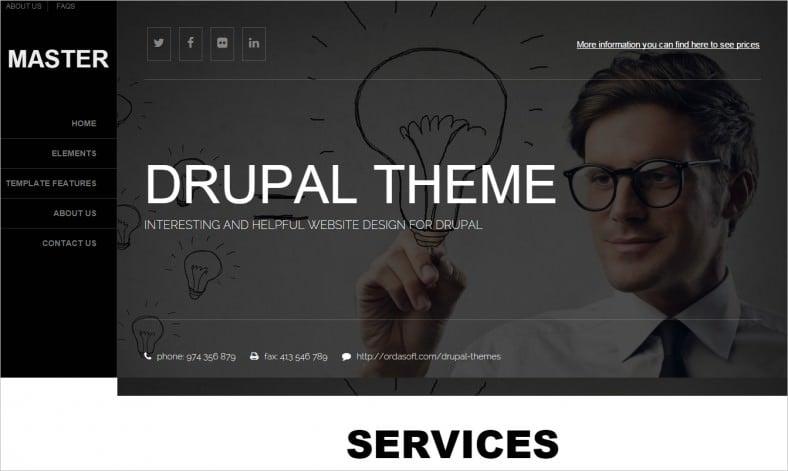 master drupal responsive theme 788x471