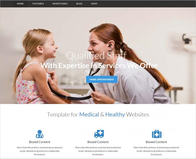 medical insurance joomla template 53 788x642