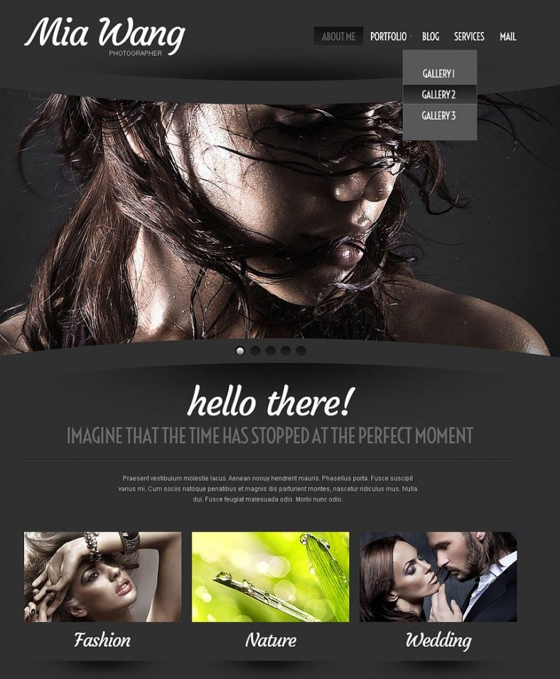 mia wang dark black responsive wordpress theme 75 788x956