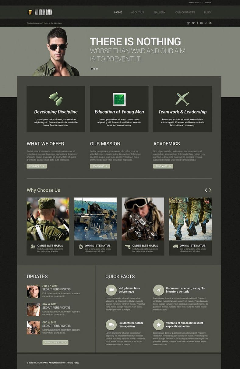 military green responsive wordpress theme 75 788x1211