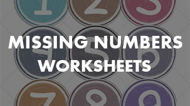missingnumbersworksheets