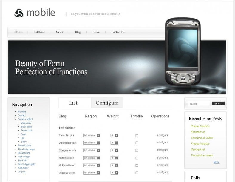 mobile store drupal template1 788x609