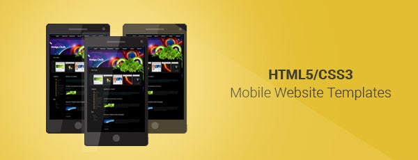 MobileWebsiteTemplates