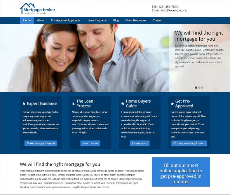 mortgage broker responsive wordpress theme 76 788x671