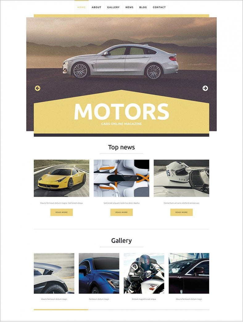 motors car club responsive wordpress template 75 788x1041