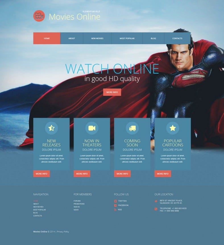 movie entertainment responsive wordpress theme 788x861