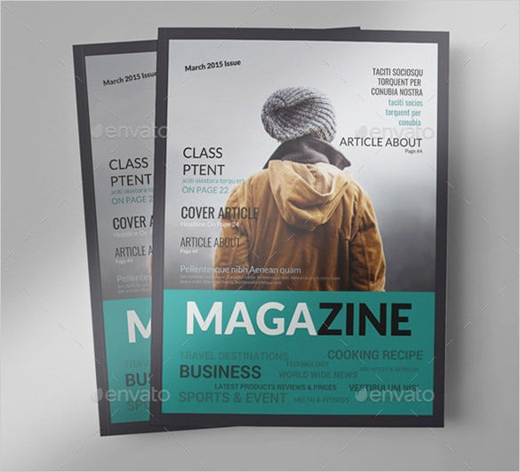 multipurpose news magazine psd template