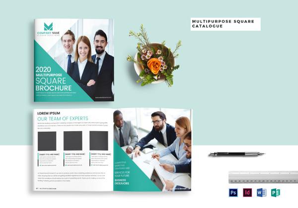 multipurpose-square-brochure-catalog-indesign-template