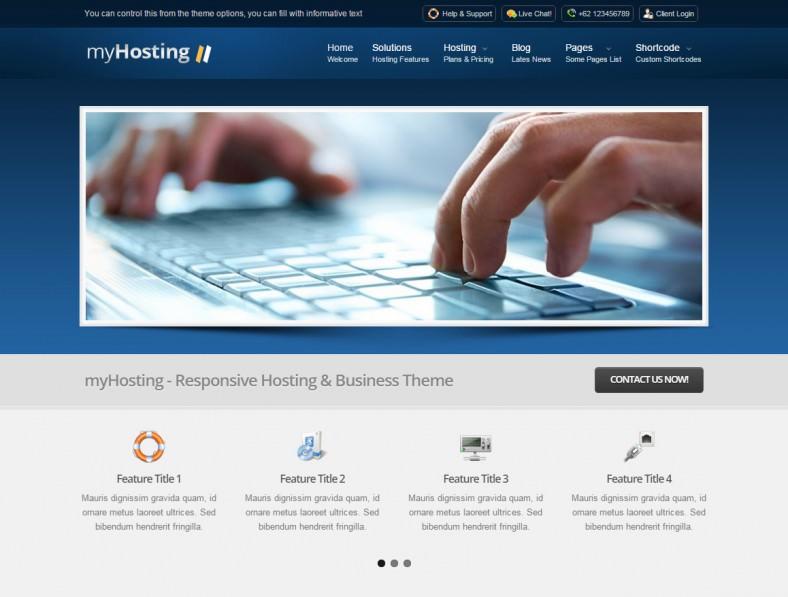 my hosting responsive wordpress theme 48 788x597