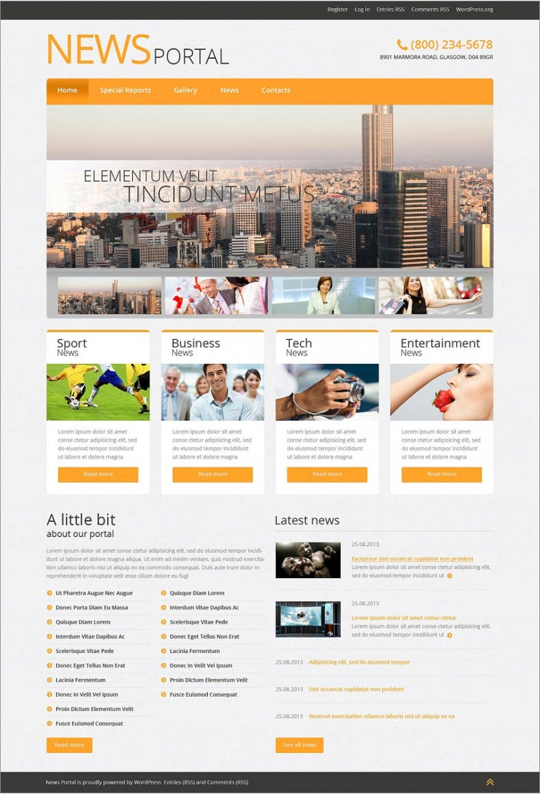 news portal orange responsive wordpress themes 43 788x1159