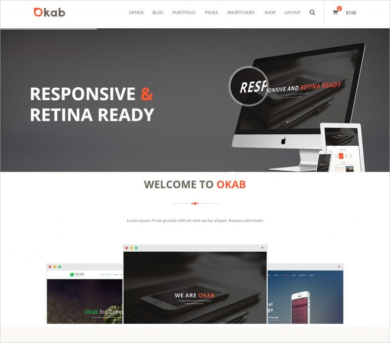 okab responsive multi purpose html5 template 16 788x692
