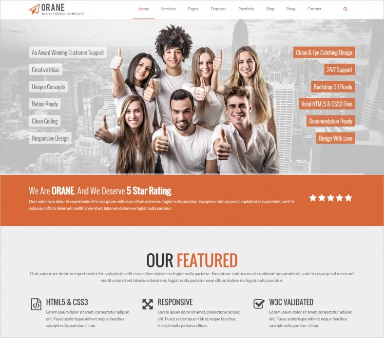 orane drag and drop drupal template 53 788x694